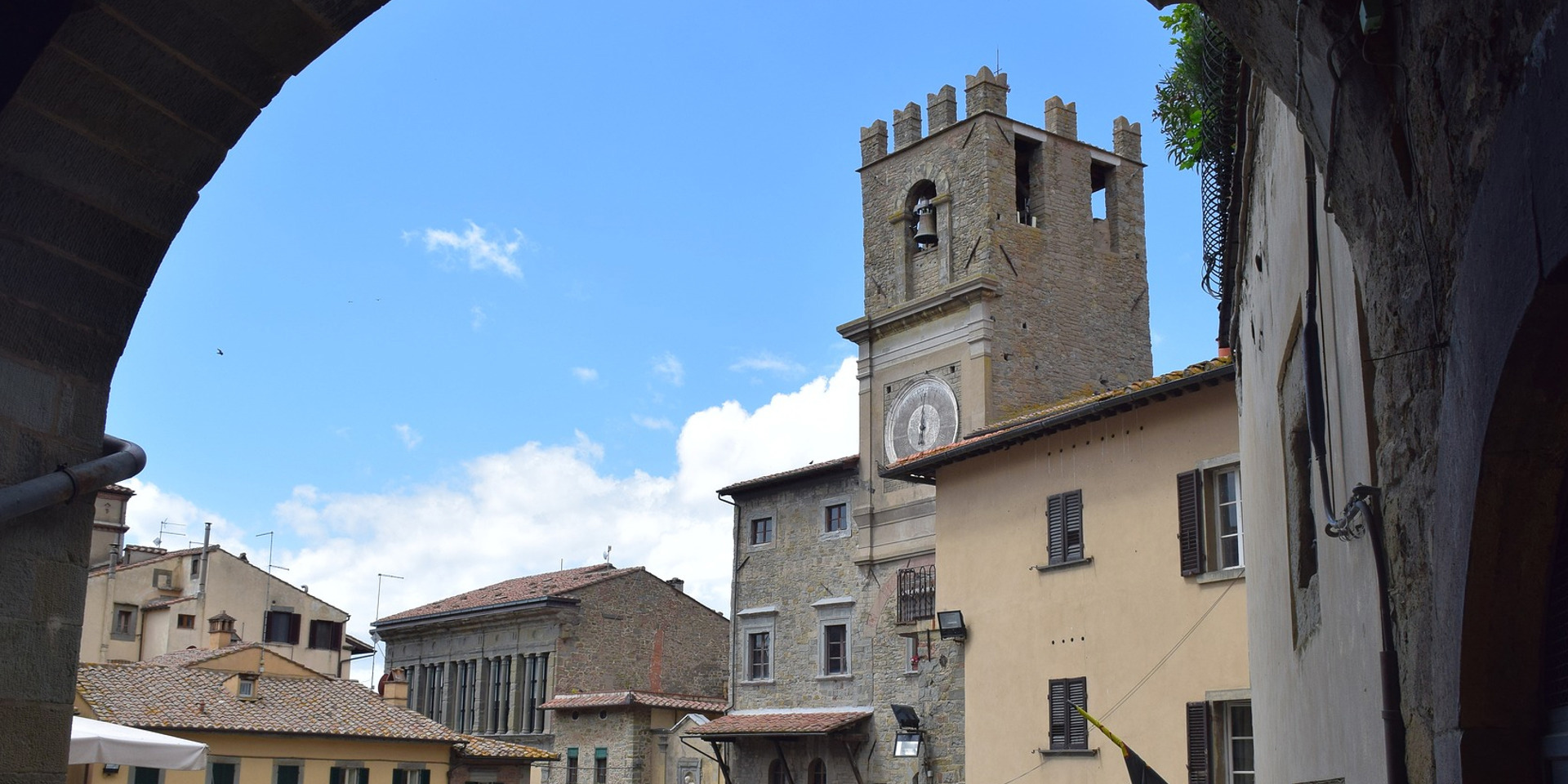 Historic centre of Cortona